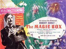 The Magic Box 1951 Movie