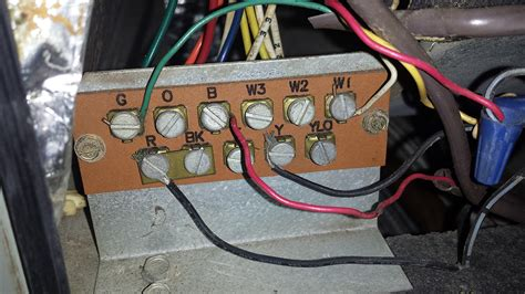 electrical c wire missing trane air handler variable 4tee3f home improvement stack exchange