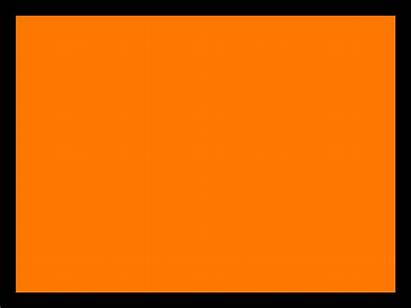 Rectangle Orange Placard Code Magnetic Label Container