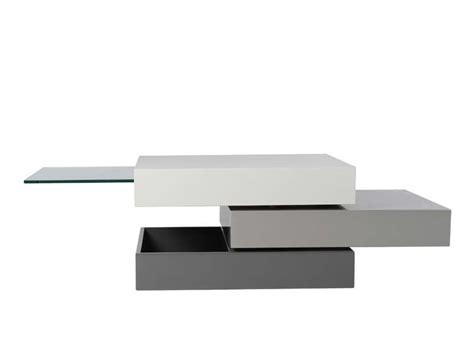 chaise bureau pivotante table basse avec plateau pivotant aina