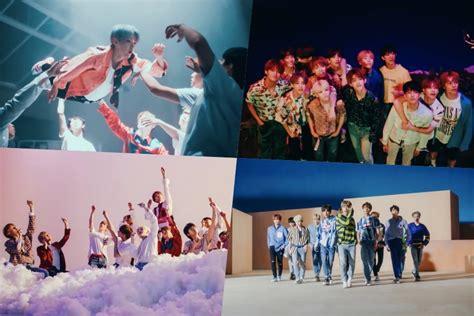 seventeen shares memorable moments  filming   mv soompi