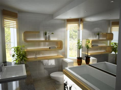 Contemporary Bathrooms : Unique & Modern Bathroom Decorating Ideas & Designs