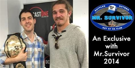 Malcolmcast | An Interview with Mr. Survivor ...