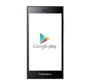 play store for blackberry install play store to blackberry 10