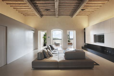 century italian villa renovation  cmt architects