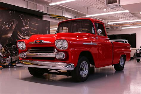 week  wicked  chevy apache american legend