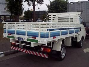 Carroceria De Madeira Nova Hyundai Hr 3100x1900x450