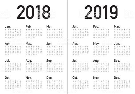 year calendar vector stock vector art images