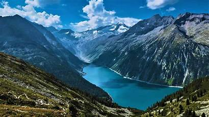 Fjord Norway Mountains Background Wallpapers Mountain