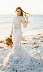 32 beach themed wedding ideas for 2016 brides With beach theme wedding dresses