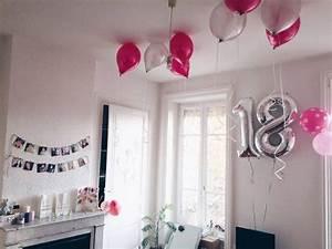 Anniversaire 18 Ans Deco : d coration anniversaire 18 ans birthday my diy pinterest birthdays ~ Preciouscoupons.com Idées de Décoration