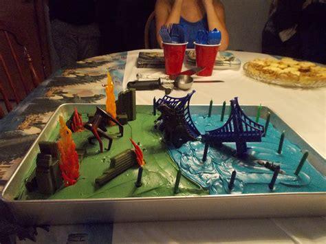 birthday cake    megadanzilla  deviantart