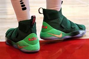 A Preview Of The Nike LeBron Zoom Soldier 11 Christmas