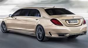 Mercedes Classe S Limousine : ares atelier xxl is the ultimate mercedes benz s class limousine ~ Melissatoandfro.com Idées de Décoration