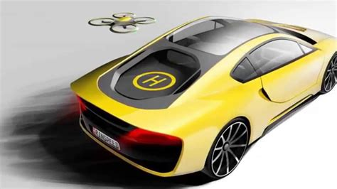 Rinspeed Etos Concept for CES 2016 - YouTube
