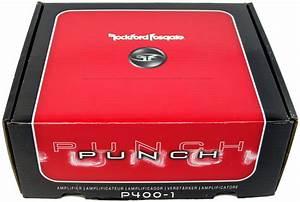 Rockford Fosgate P400