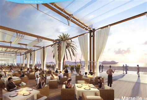 Terrasses Du Port Marseille Restaurant by Terrasses Du Port Marseille