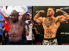 Mayweather vs McGregor Physique Comparison!Reach, Height