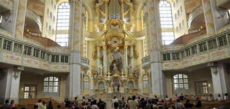 altar   frauenkirche dresden  germany