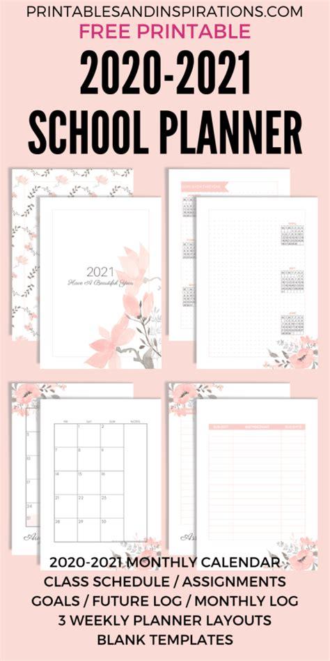 Download yearly calendar 2021   free printable 2021 blank templates pdf, word, excel. 2021 Planner Printable