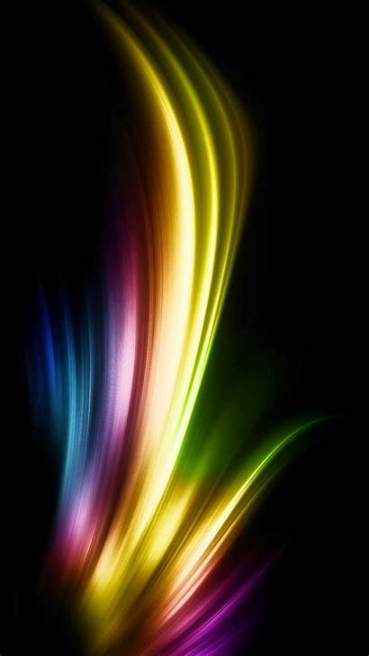 Iphone Colorful Abstract Wallpapers Plus Backgrounds Linspired