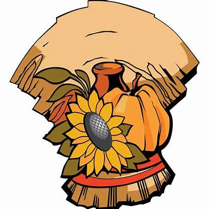 Harvest Clipart Banner Clip Thanksgiving Fall Fixings