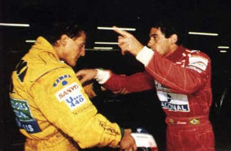 Mccabism The Philosophy Of Senna, Schumacher And Alonso