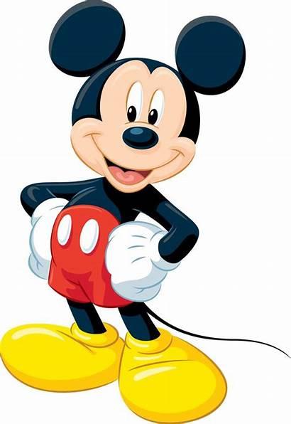 Mickey Mouse Disney Cartoon Birthday Clipart 2nd