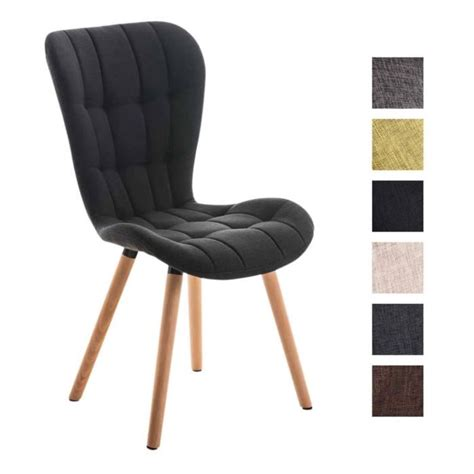 chaise haut dossier salle a manger clp chaise salle à manger de salon elda dossier haut