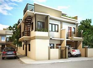 Planning, To, Build, Your, Own, House, Check, Out, The, Photos, Of, These, Beautiful, 2, Storey, House