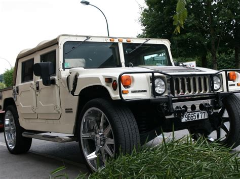 Modifikasi Hyundai H1 by Gambar Hummer H1 Up Modifikasi Gambar Modifikasi Mobil