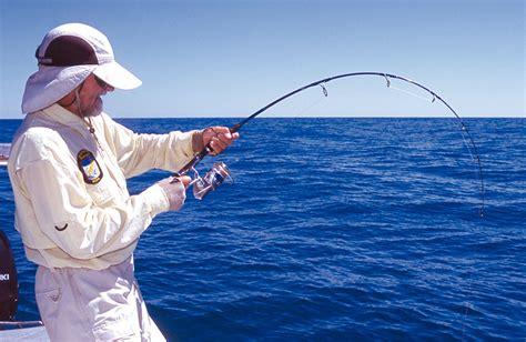 rod action ilovefishing