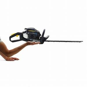 Taille Haie Leger : taille haie thermique ergolite 6028 mc culloch plantes ~ Premium-room.com Idées de Décoration