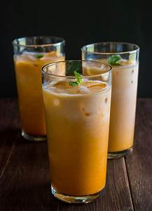 How to Make Thai Iced Tea - Wok & Skillet