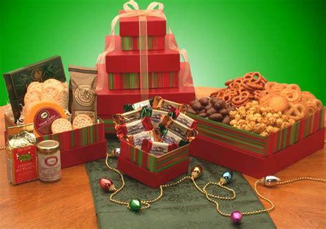 christmas gift baskets christmas sleigh corporate
