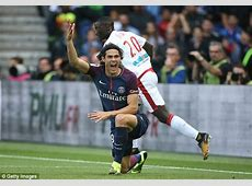 Real Madrid target Cavani who's keen to leave PSG Daily