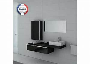 Meuble Salle De Bain En Solde : meuble salle de bain ref dis9550n ~ Teatrodelosmanantiales.com Idées de Décoration