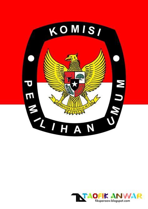 taofik anwar design logo kpu