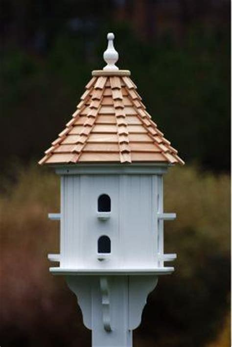 vinyl dovecote birdhouse wcypress roof  entries   birdhouse chick