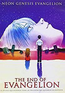 Neon Genesis Evangelion The End Evangelion Import Dvd