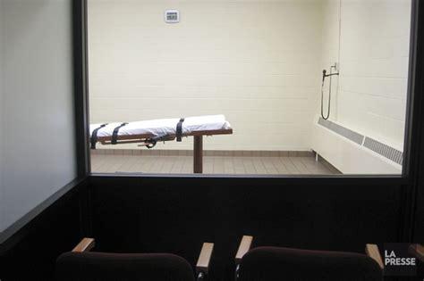 peine de mort le tennessee pourra utiliser la chaise