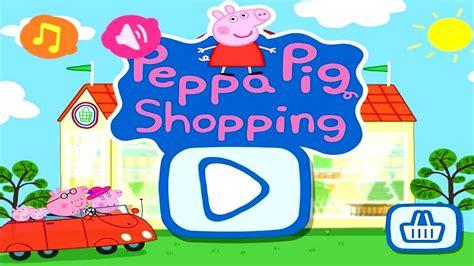 Peppa Pig Shopping  Peppa Pig Games  Peppa Pig Shopping Gameplay  Best Peppa App Demo For