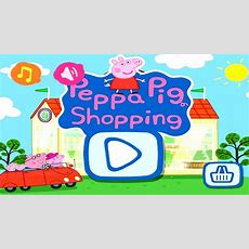 Peppa Pig Shopping  Peppa Pig Games  Peppa Pig Shopping Gameplay  Best Peppa App Demo For