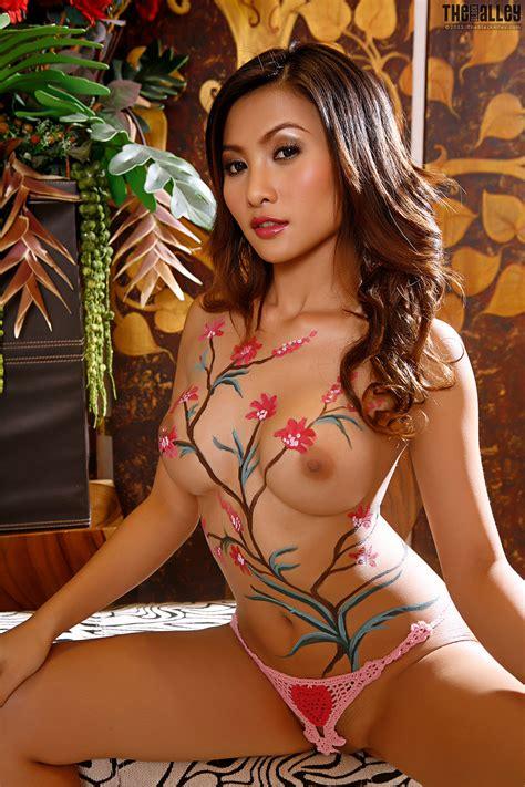 full body tattoos female nude hot girl hd wallpaper