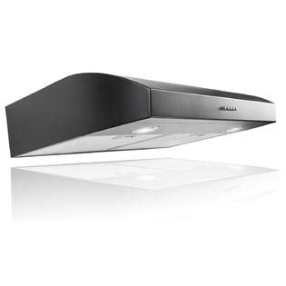 akdy 30 under cabinet mount stainless steel range hood akdy 30 quot under cabinet mount black finished stainless