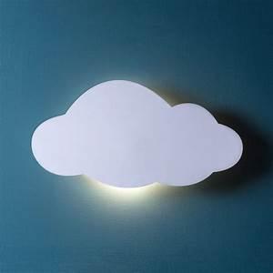 Applique Murale Nuage : applique murale silhouette nuage ~ Teatrodelosmanantiales.com Idées de Décoration