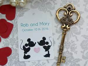disney wedding gifts disney personalized tags disney wedding theme disney wedding