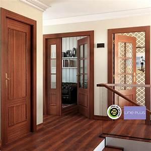Puertas, De, Interior, De, Madera