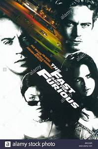 Fast Furious 8 Affiche : the fast and the furious 2001 poster fatf 001pk stock photo 29172747 alamy ~ Medecine-chirurgie-esthetiques.com Avis de Voitures