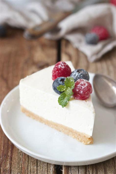 80 philadelphia torte rezept e philadelphia torte frischk 228 se torte ohne backen lifestyle 174